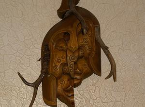 Фото декоративных трещин на стене