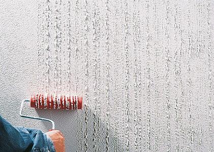 Декоративная штукатурка своими руками дождь